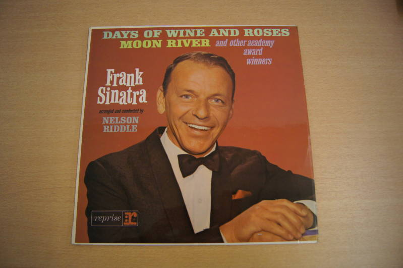 LP Frank Sinatra - Days of wine and roses