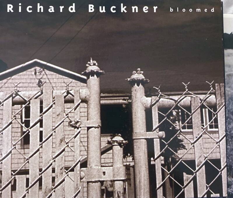 CD - Richard Buckner - Bloomed