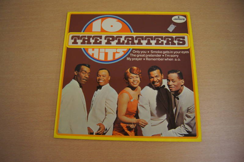 The Platters - 16 Hits