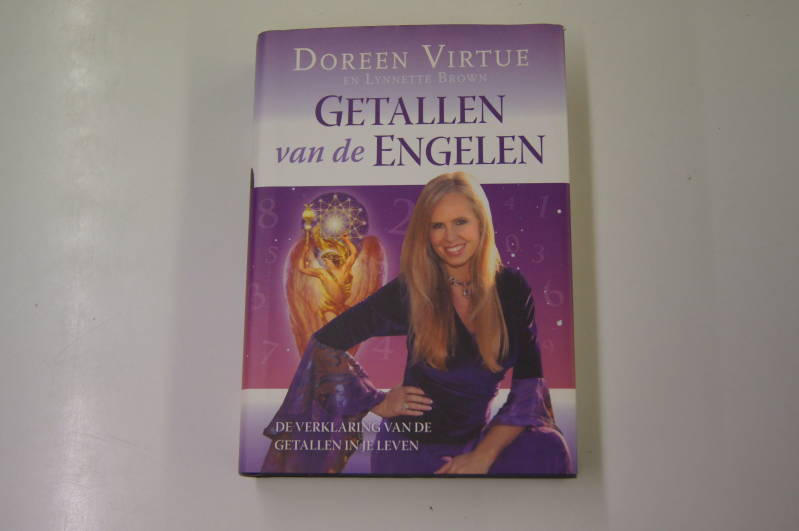 Doreen Virtue & Lynette Brown - Getallen van de engelen