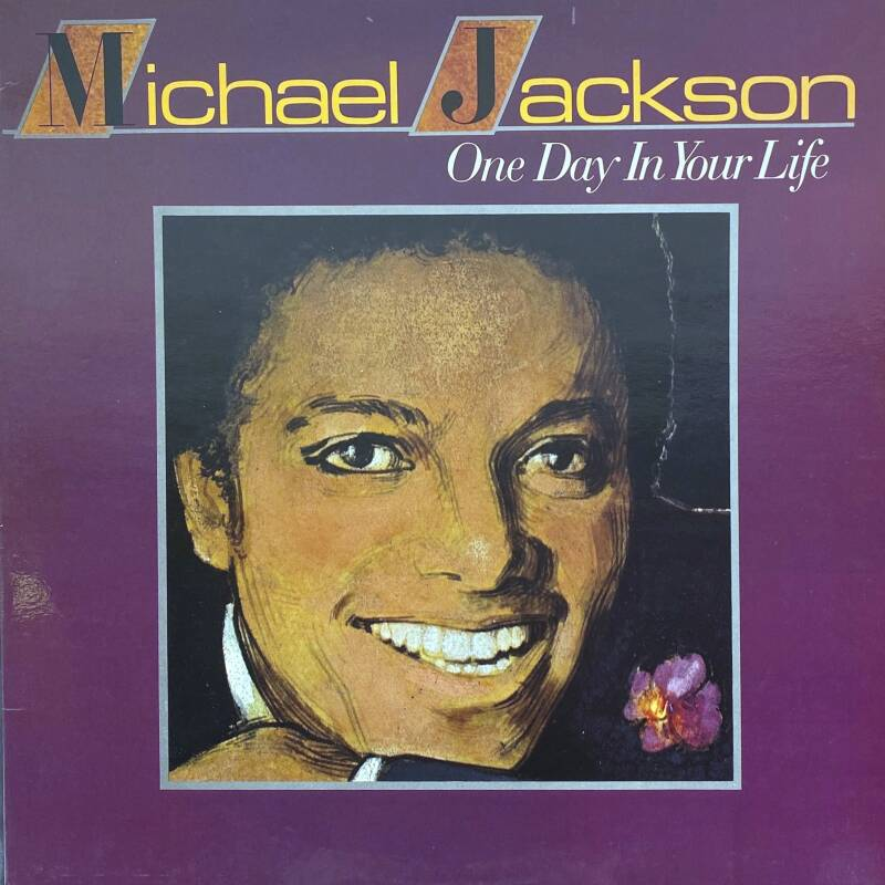 LP - Michael Jackson - One day in your life