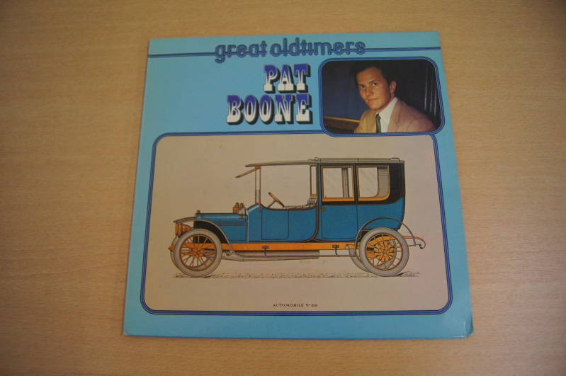 LP Pat Boone - Great Oldtimers