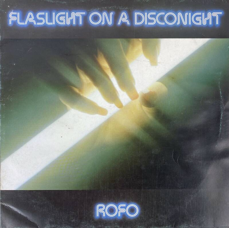 LP - ROFO - Flashlight on a disco night