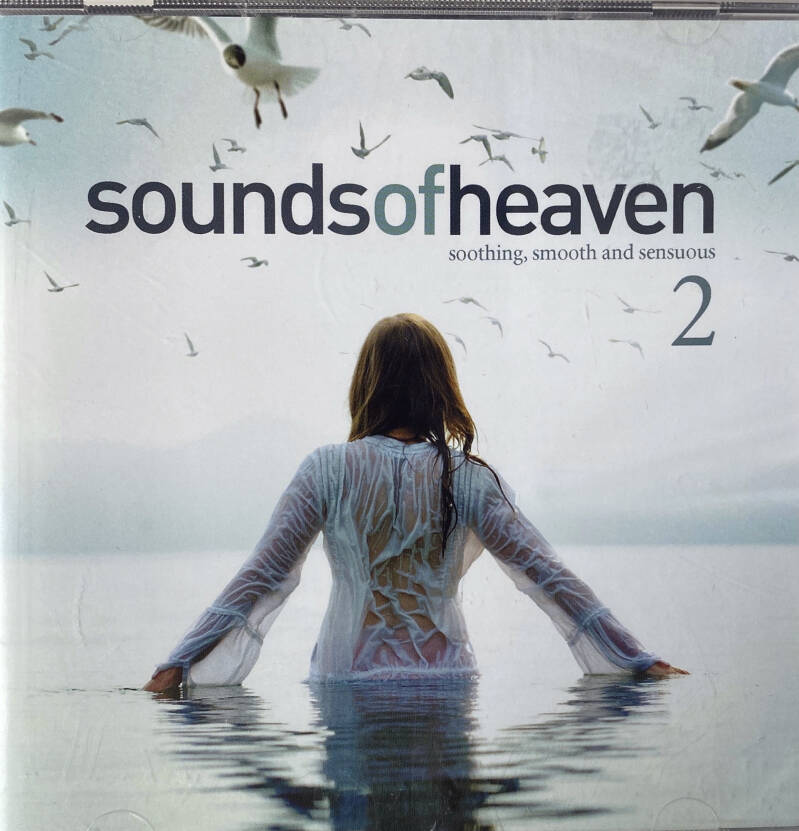 CD Sounds of heaven - Soothing, smooth & sensuous