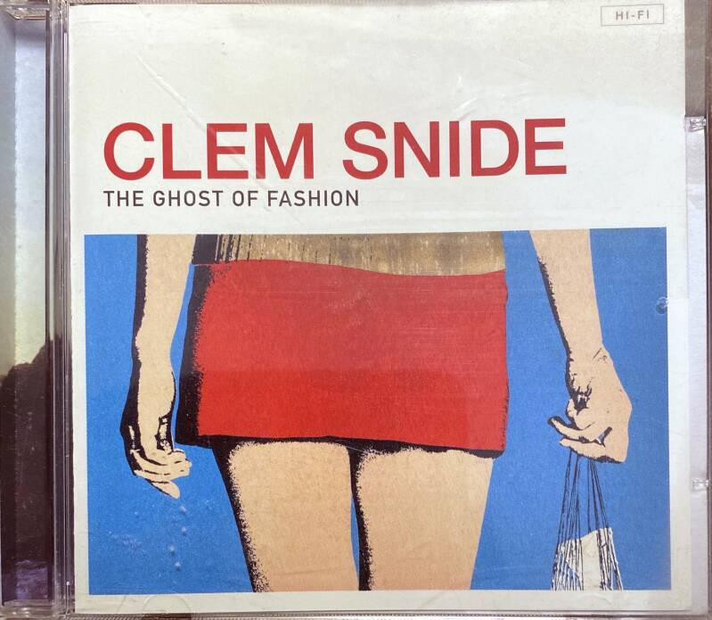 CD Clem Snide The Ghost of fashion