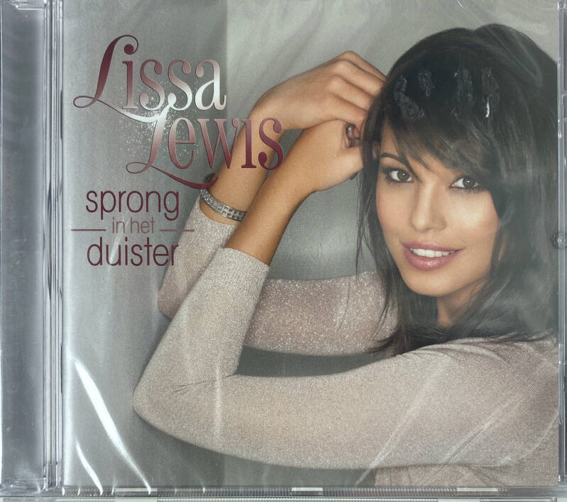 CD - Lissa Lewis - Sprong in het duister