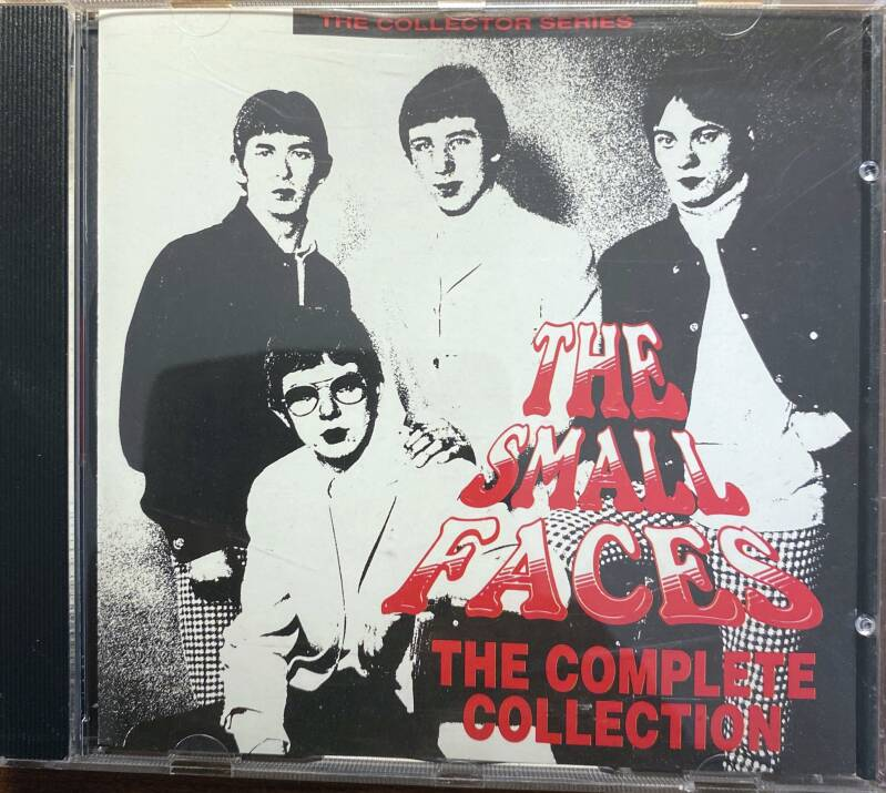 CD - The Small faces - The complete collection