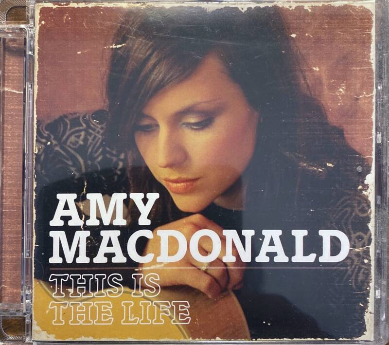 CD - Amy Mc Donald - This is the life