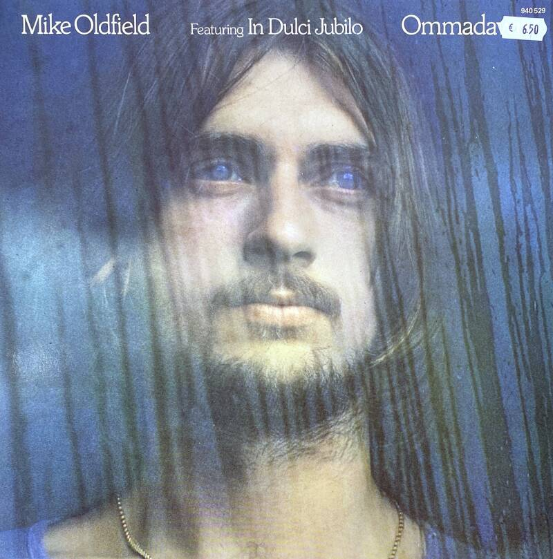 LP - Mike Olfield - Ommadawn