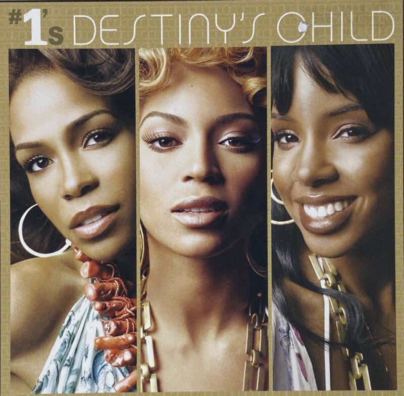 CD - Destiny's child