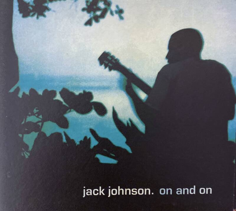CD - Jack Johnson - On and on
