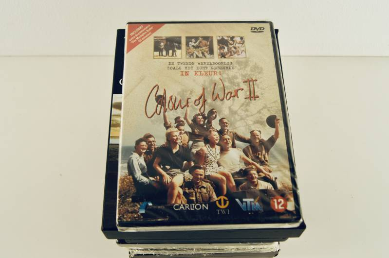 DVD Colour of war 2