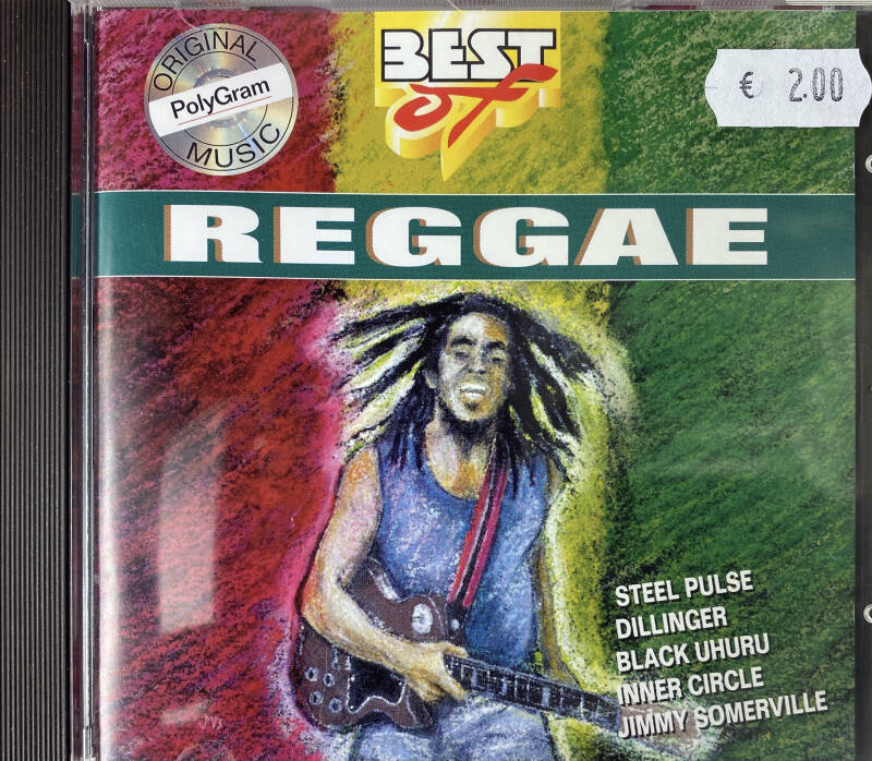 CD - Best of reggae
