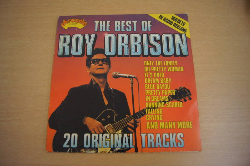LP Roy Orbison - the very best of...