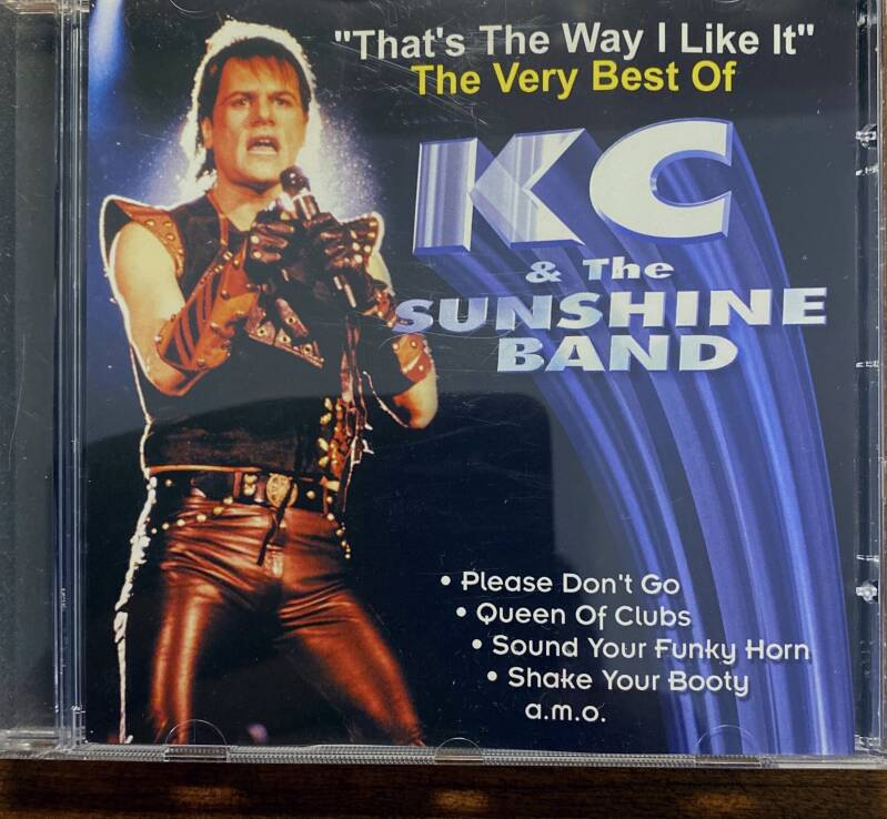 CD KC & The sunshine band - The best of