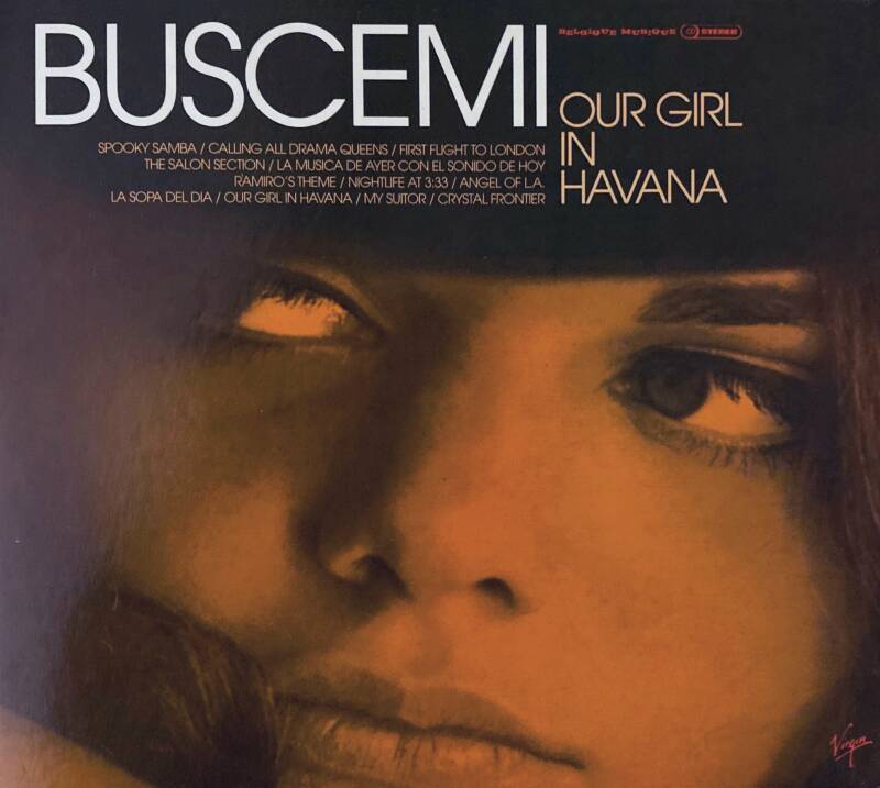 CD - Buscami - Our girl in Havanna