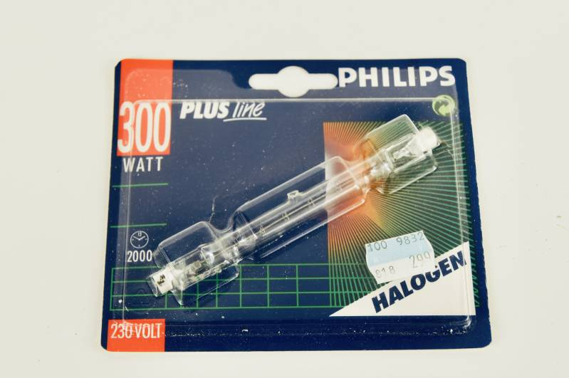 Philips Halogeenlamp 300 Watt