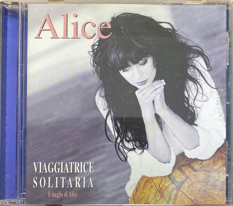CD Alice Viaggiatrice Solitaria