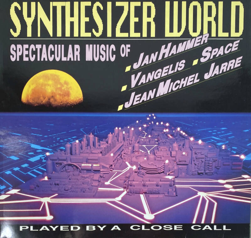 LP - Synthesizer world - Played by a close call
