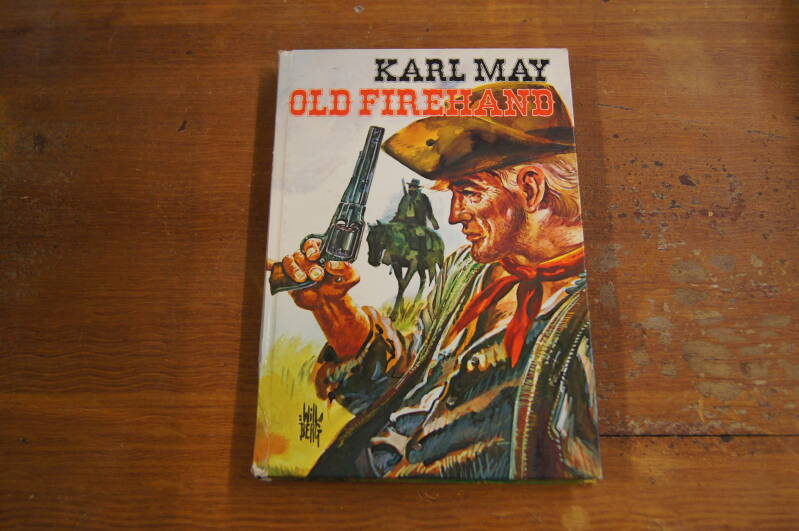 Karl May - Old firehand