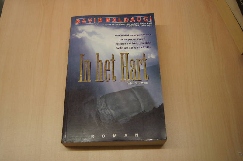 David Baldacci - In het hart - Wish you well - roman