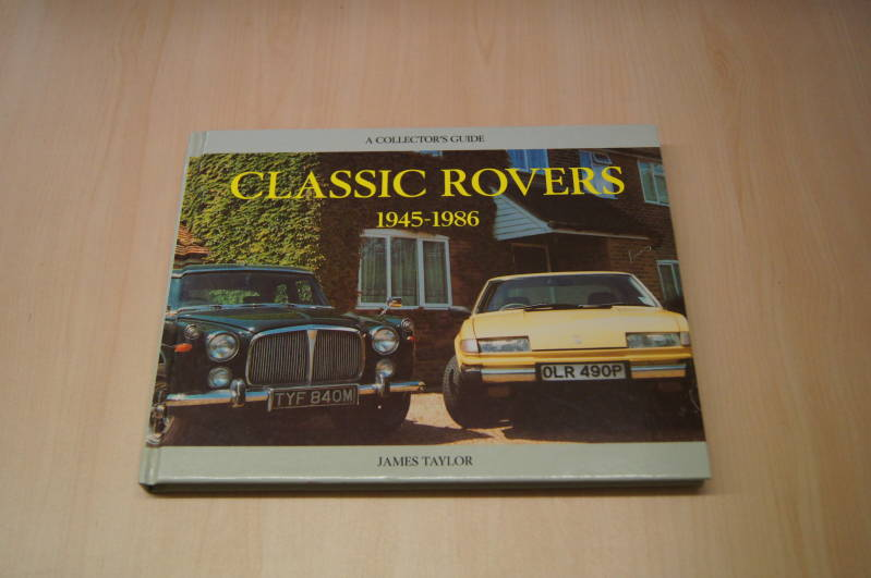 Classic Rovers 1945-1986 - James Taylor