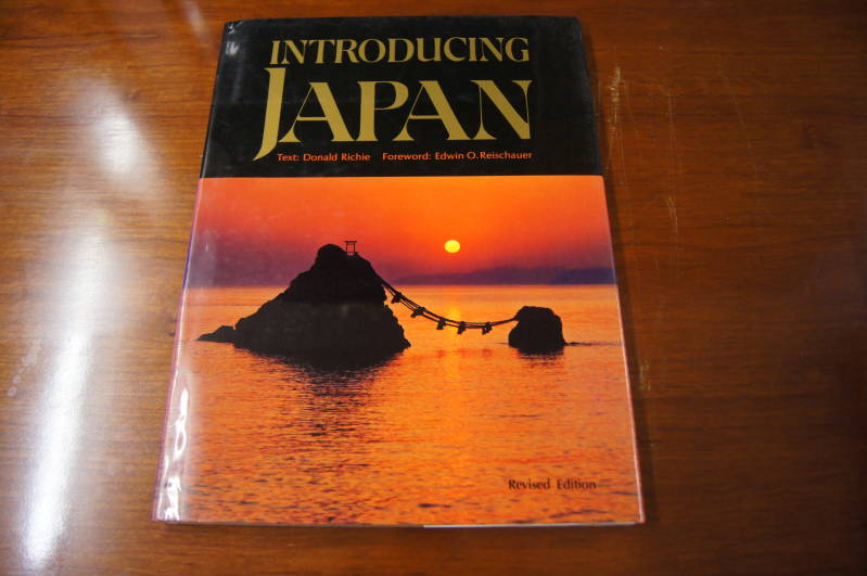Introducing Japan - Donald Richie - Edwin O. Reischauwer