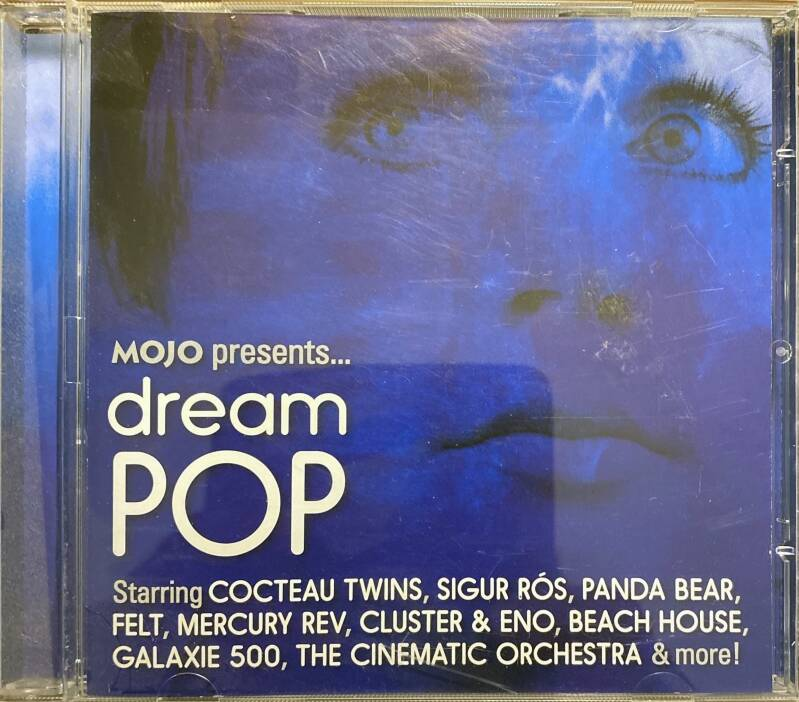 CD Mojo presents...Dream pop