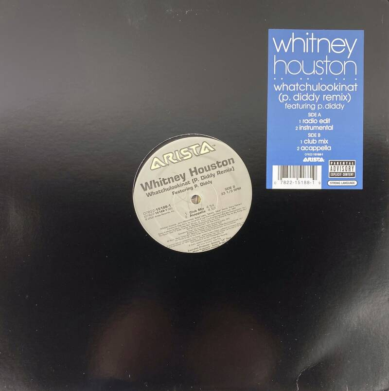 LP - Whitney Houston - Whatchulookinat