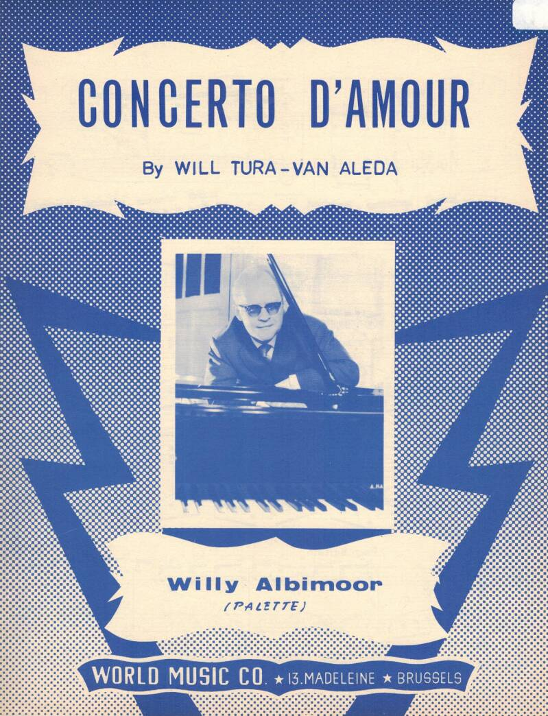 Concerto d' Amour - Will Tura