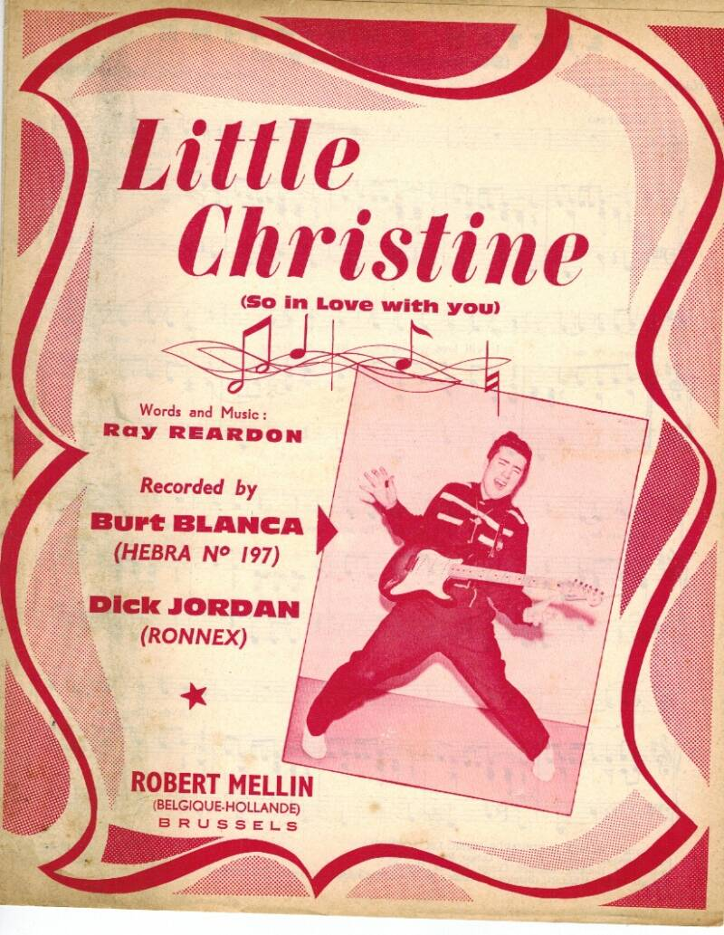 Little Christine (So in love with you) -