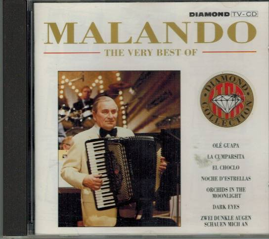Milando - The very best of...accordeon