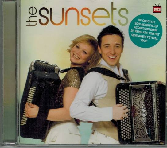 The Sunsets - Accordeon Shlager hits