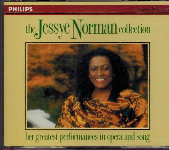 2 CD The Jessye Norman collection - greatest performances