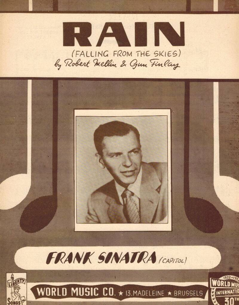 Rain (Falling from the skies) Frank Sinatra