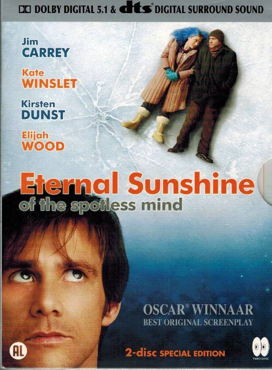 Eternal sunshine of the spotless mind - Jim Carrey, Kate Winslet