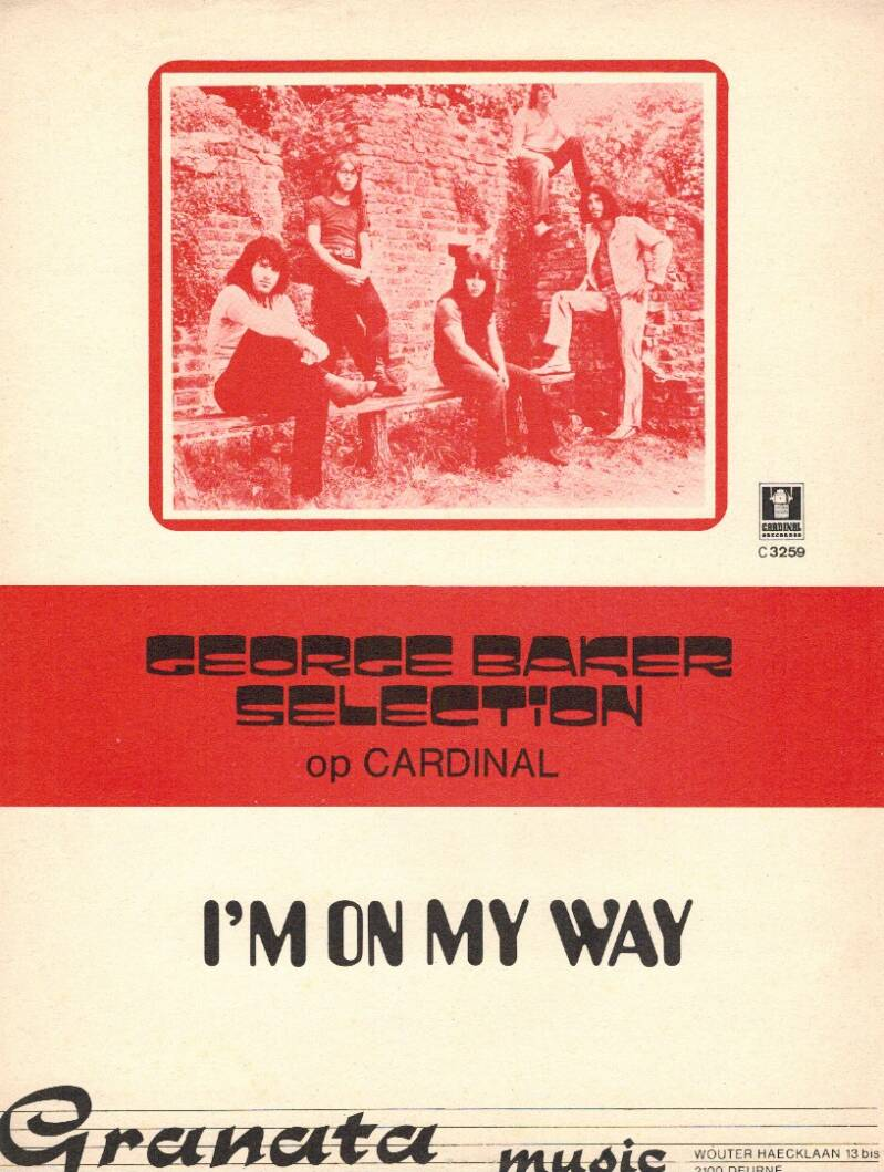 I'm on my way - Georges Baker Selection