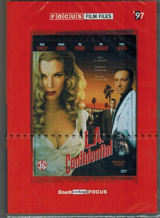 L.A. Confidential - Kevin Spacey - Russell Crowe
