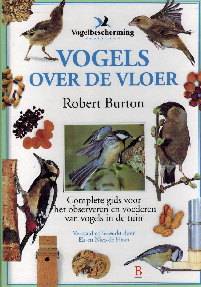 Robert Burton - Vogels over de vloer