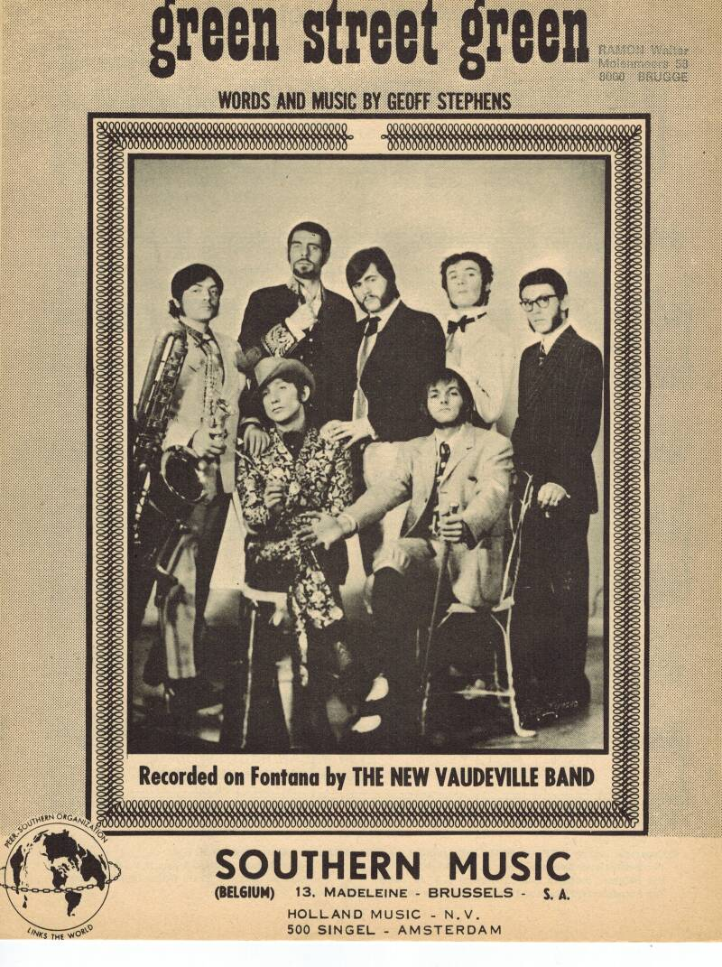 Green street green - Geoff Stephens - The new vaudeville band