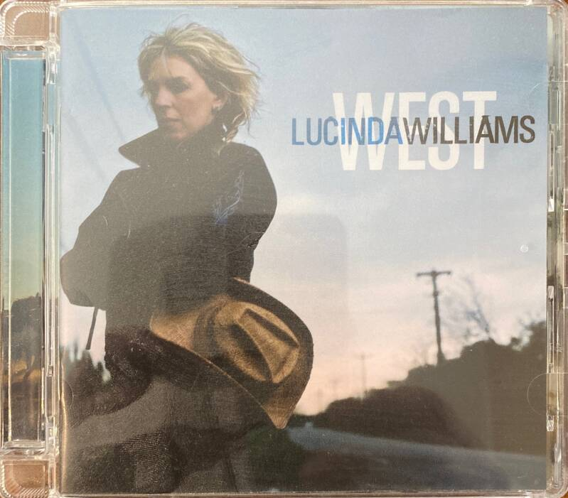 CD - Lucinda Williams - West