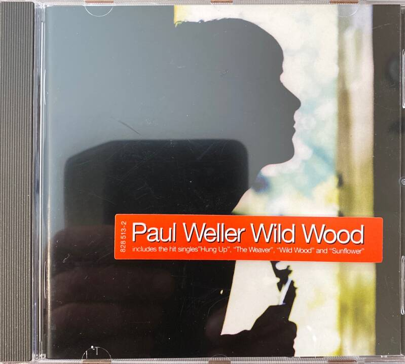 CD - Paul Weller - Wild wood