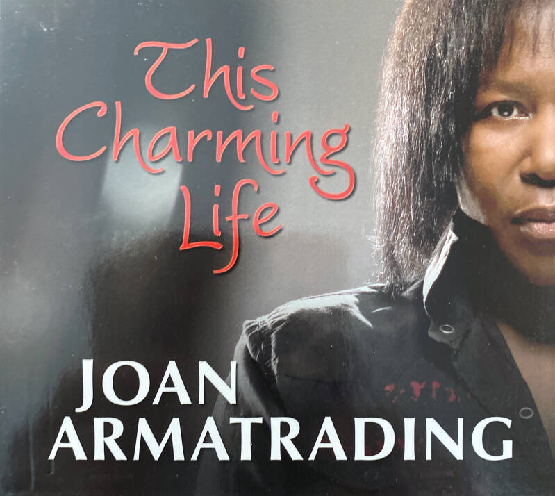 CD - Joan Armatrading - This charming life