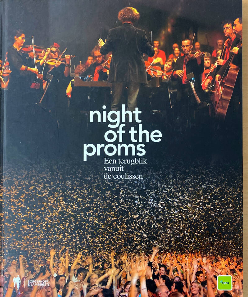 Night of the Proms - Een terugblik vanuit de coulissen