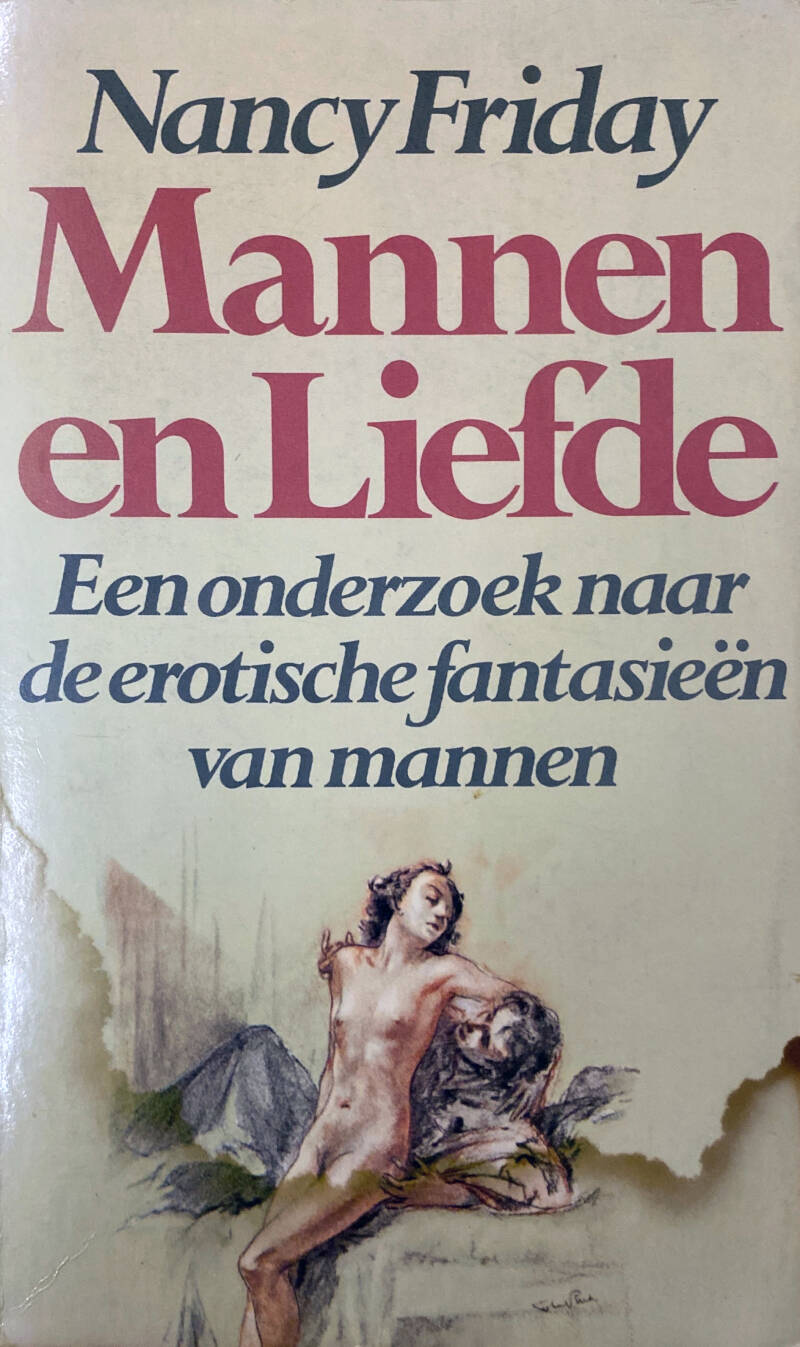 Nancy Friday - Mannen en liefde