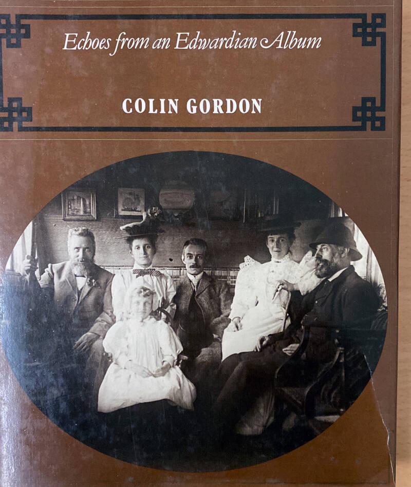 Colin Gordon - Echoes from an Edwardian album
