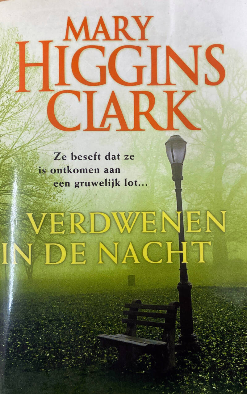 Mary Higgins Clark - Verdwenen in de nacht