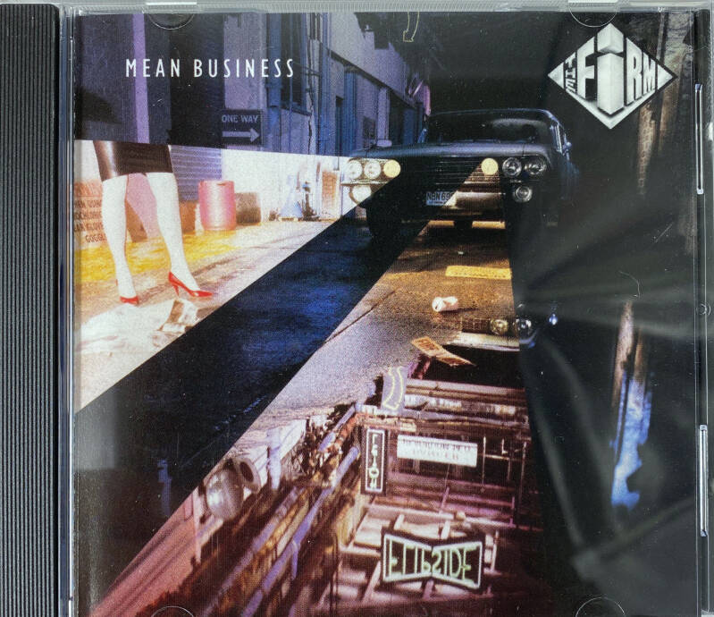 CD - The firm - Meanbusiness