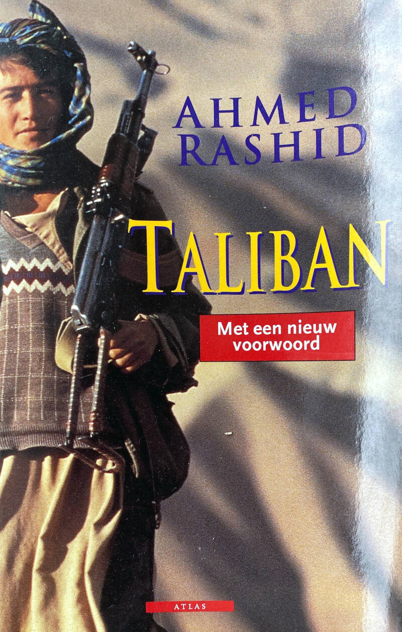 Ahmed Rashid - Taliban