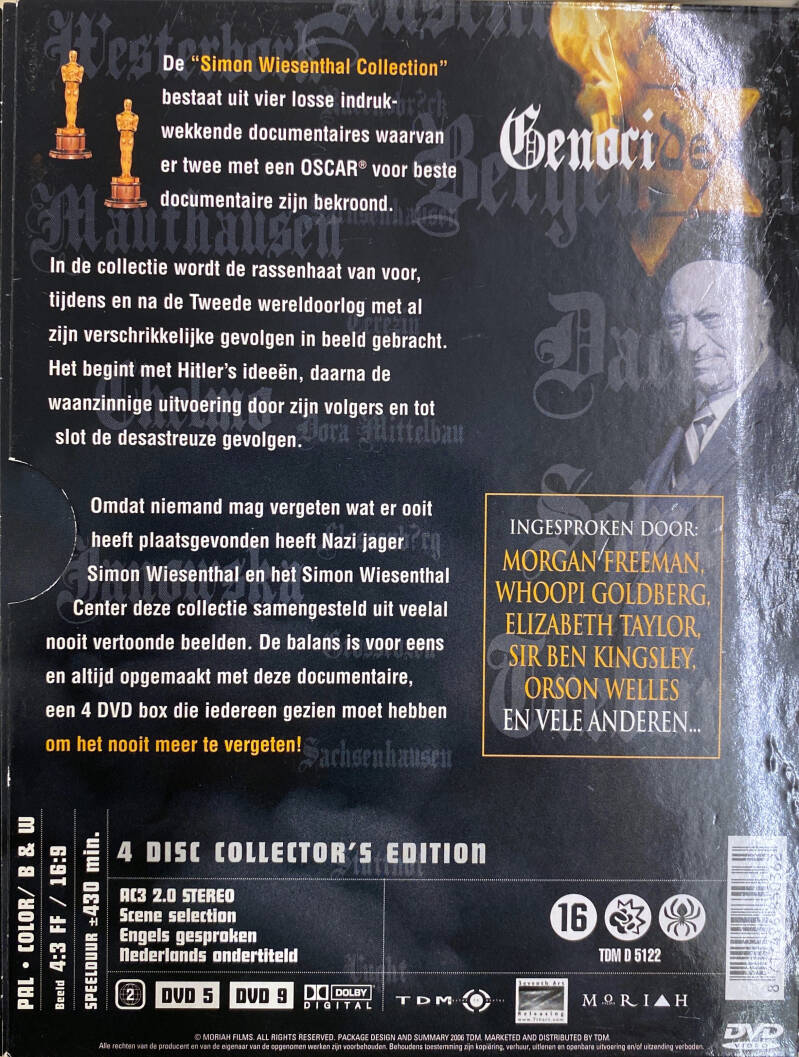 Genocide - Simon Wiesenthal collection